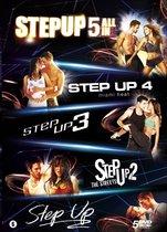 Step Up 1 t/m 5