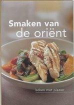 Koken met plezier smaken van de orient