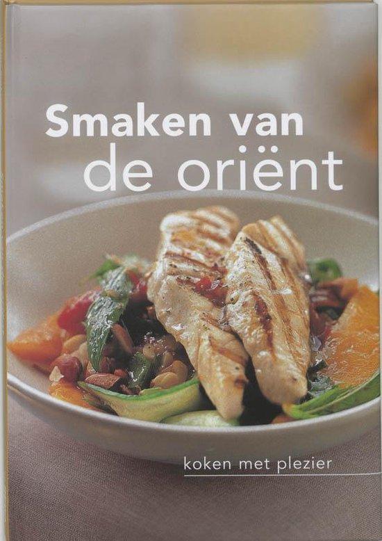 Koken met plezier smaken van de orient - Diversen |