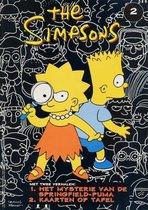 Simpsons 02. het mysterie van de springfield-puma / kaarten op tafel