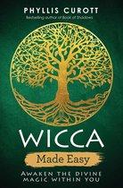 Boek cover Wicca Made Easy van Phyllis Curott (Onbekend)