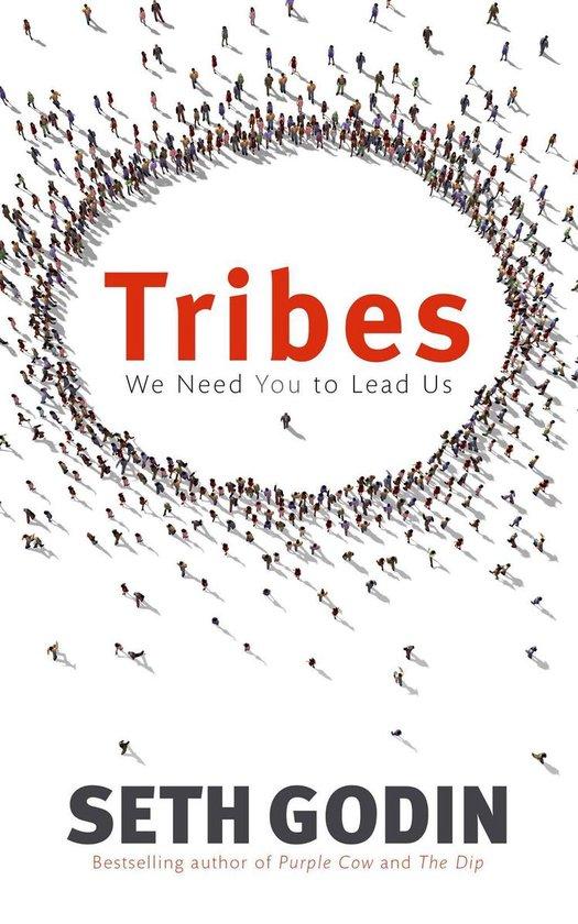 Boek cover Tribes van Seth Godin (Onbekend)