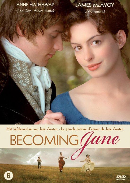 Cover van de film 'Becoming Jane'