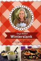Boek cover Winterslank van Sonja Bakker (Paperback)