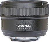 Yongnuo YN 50 mm F1.8 Nikon