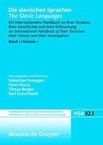 Die slavischen Sprachen / The Slavic Languages. Halbband 1