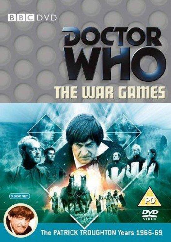 Cover van de film 'War Games'