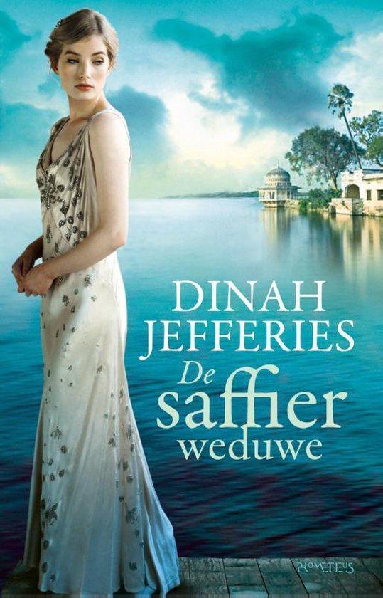 De saffierweduwe - Dinah Jefferies  