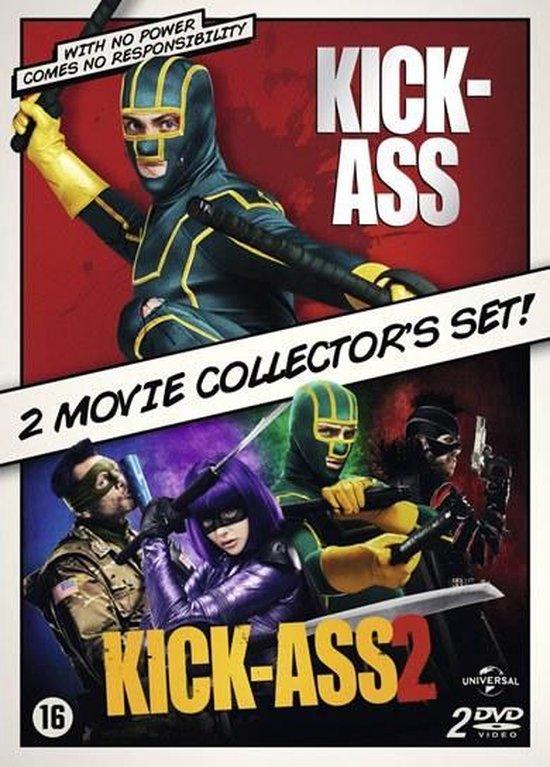 Cover van de film 'Kick Ass 1 & 2'