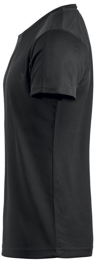 Ice-t T-shirt Hr Polyester 150 G/m² Zwart L