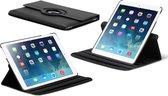 """""""Apple iPad Pro 9.7"""""""" Luxe Lederen Hoes - Auto Wake Functie - Meerdere standen - Case - Cover - Hoes - Zwart"""""""