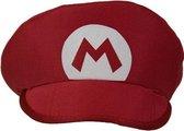 Rode Loodgieter pet voor Mario