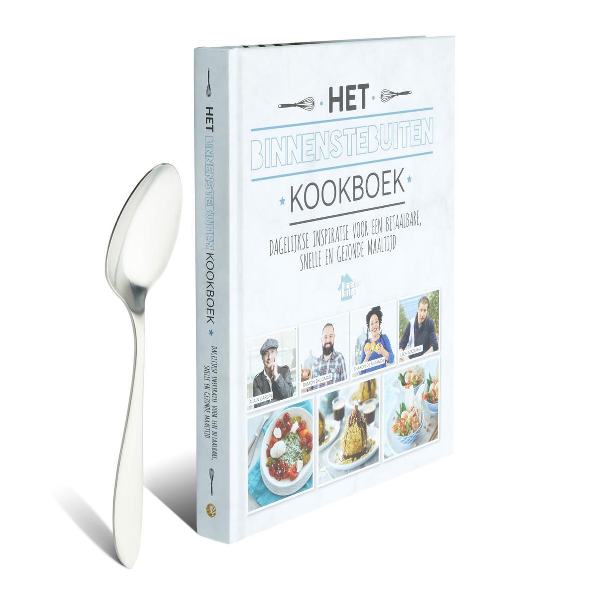 Bol Com Het Binnenstebuiten Kookboek Alain Caron 9789048837113 Boeken