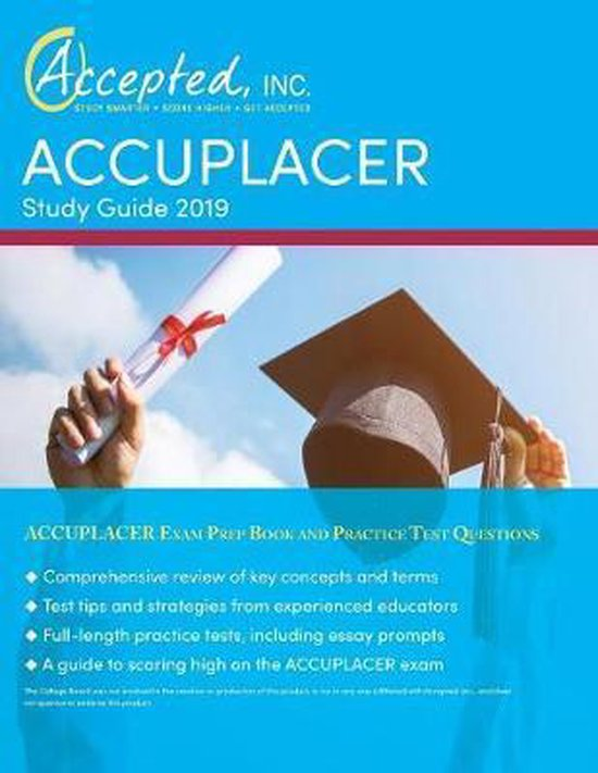 ACCUPLACER Study Guide 2019