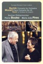 Concerto For Orchestra/Piano Concerto No.20/...