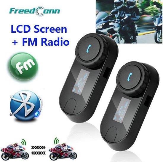 FDC Electronics TCOM-SC  - Motor communicatiesysteem - Bluetooth - 1000 Meter - 2 Stuk(s)