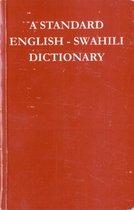 A Standard English-Swahili Dictionary