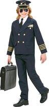 Pilotenkostuum voor jongens - Verkleedkleding