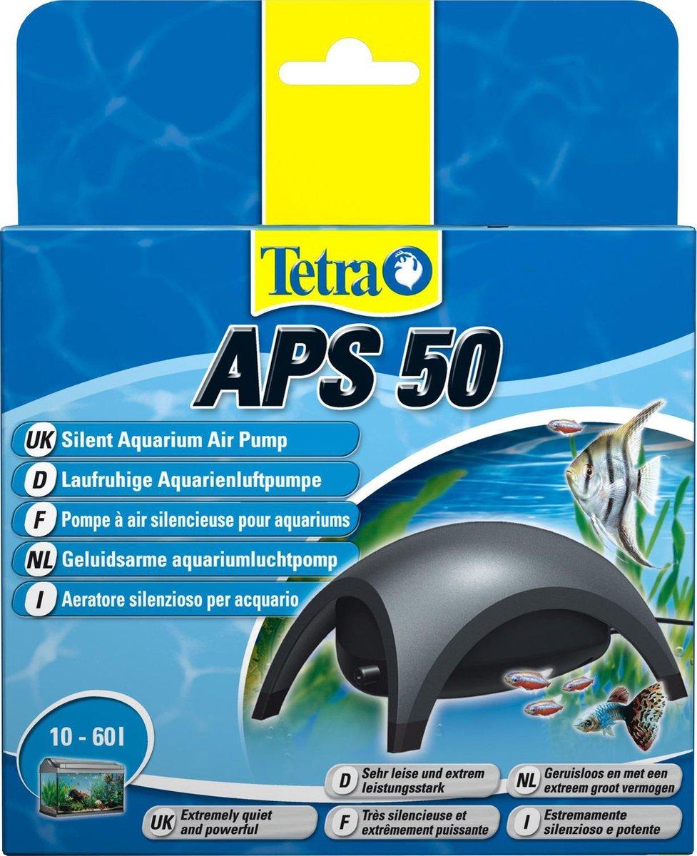 Tetra Aps 50 Luchtpomp - Aquariumpomp - 10-60 L - Tetra