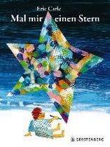 Boek cover Mal mir einen Stern van Eric Carle
