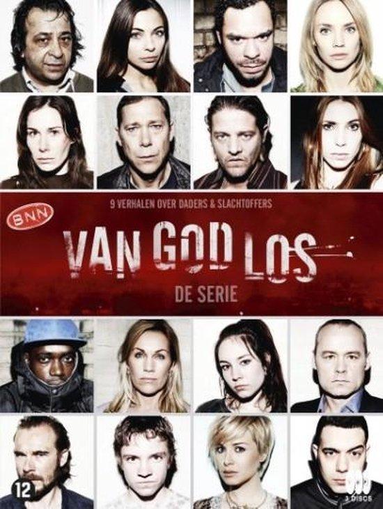 Cover van de film 'Van God Los'