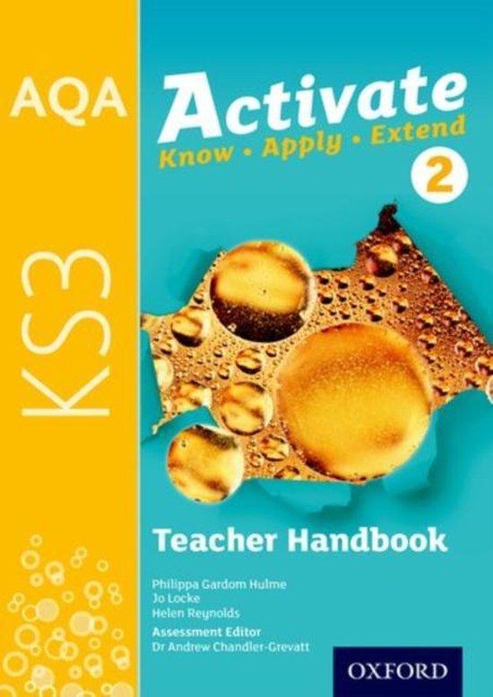 Boek cover AQA Activate for KS3 van Simon Broadley (Paperback)