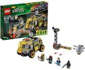LEGO Ninja Turtles TurtleVan Onderschepping - 79115