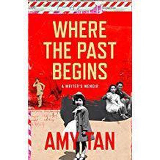 Boek cover Where the Past Begins van Amy Tan (Paperback)