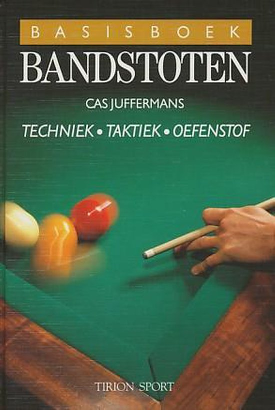 BASISBOEK BANDSTOTEN - Jan Juffermans |