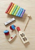 Melissa & Doug - Beginner Band - houten instrumenten set