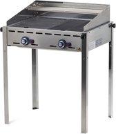 Hendi GreenFire Profiline Gasbarbecue - 2 branders