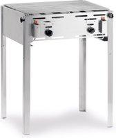 Hendi Grill Master Maxi Gasbarbecue - 2 Branders