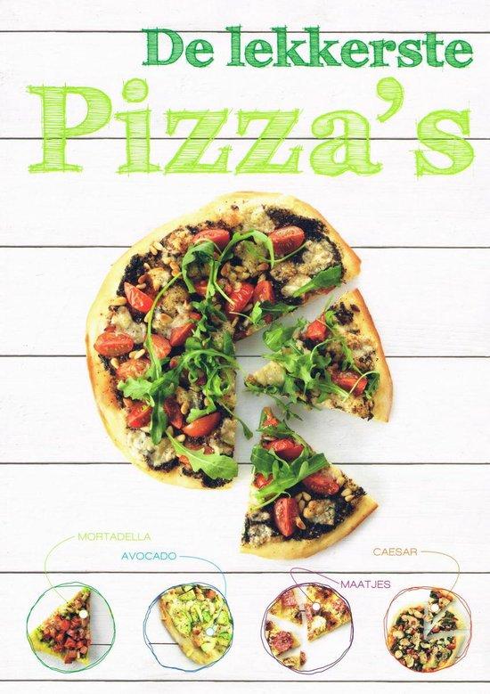 Afbeelding van De lekkerste Pizzas