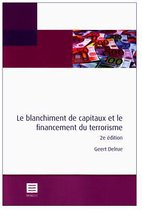 Le Blanchiment de Capitaux Et Le Financement Du Terrorisme