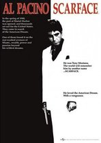 Poster Scarface Al Pacino 61 x 91,5 cm - filmposter