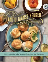 Boek cover De complete Antilliaanse keuken van Jurino Ignacio (Hardcover)