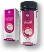 MEDICON Ketose Test Strips - 100 Stuks - Urine Analyse - Ketonen Test Strips - Keto Strips - Ketose Strips - Premium Quality - Afvallen - Body And Health - Als Beste Getest!