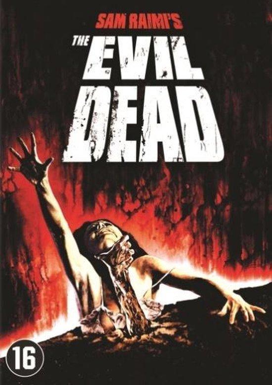 Cover van de film 'Evil Dead'