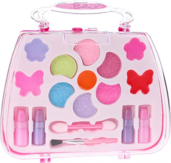 Johntoy Bella Make-up Set In Beautycase