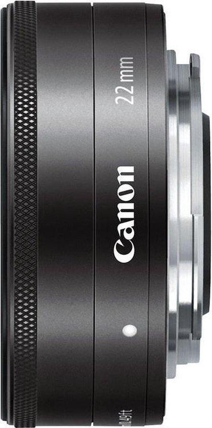 Canon EF-M 22mm - f/2 STM