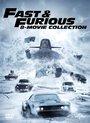 Fast & Furious 1 t/m 8 Boxset