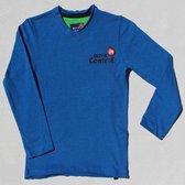 BOYS iN Control Jongen T-shirt - cobalt - Maat 128