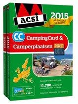 ACSI Campinggids - ACSI CampingCard & Camperplaatsen 2015