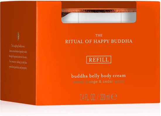 RITUALS The Ritual of Happy Buddha Bodycrème Refill - 220 ml