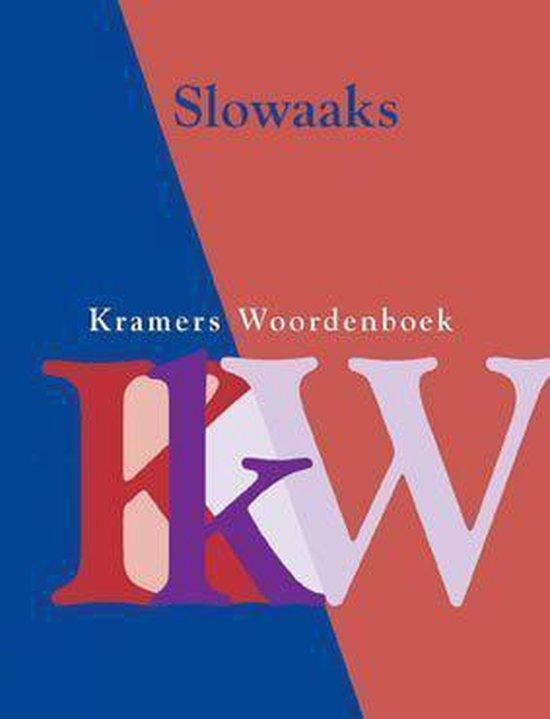 Kramers Woordenboek Slowaaks-Nederlands, Nederlands-Slowaaks - Jan H. Huiting  