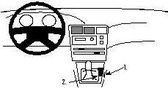 Brodit Proclip Console Mount (832215)