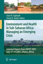 Environment and Health in Sub-Saharan Africa