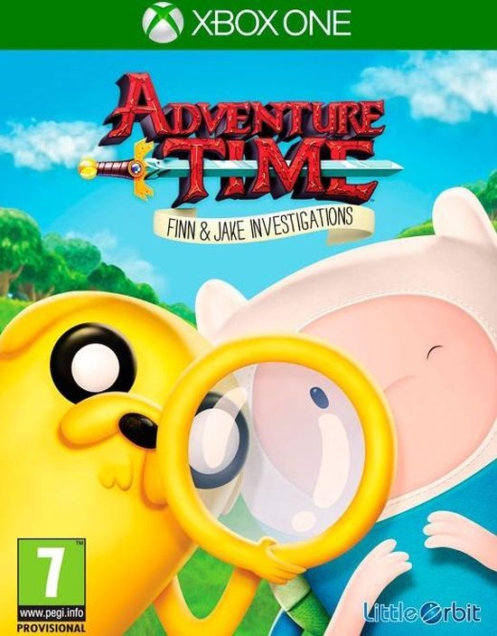 Xbox One | Software – Adventure Time Finn & Jake Investigations