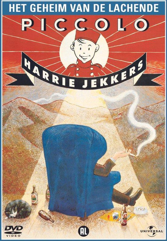 HARRIE JEKKERS: GEHEIM VAN DE LACHENDE P