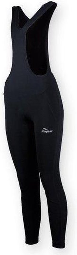 Rogelli Lana Bibtight Ladies - Fietsbroek - Zwart